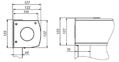 Dimensiones Toldo Bip Screen