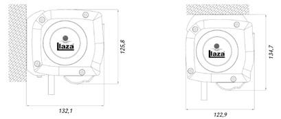 Dimensiones Toldo Microbox 300
