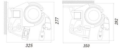 Dimensiones Toldo Monobloc ART 500